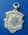 Vintage Silver Medal / Fob / Pendant - William Adams 1937 - not engraved