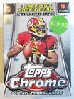 2012 TOPPS CHROME FOOTBALL SEALED BLASTER BOX W ROOKIE RELIC WILSON, LUCK RC?
