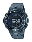 Casio Men's PRW3000-1ACR Pro Trek Black Watch