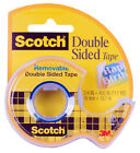 3M Scotch Double Sided Tape 3 4 Wide Photo Safe 667 Removable Double Stick
