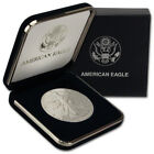 1987 American Silver Eagle in US Mint Gift Box