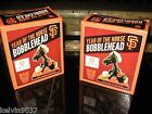 SET OF 2 SF GIANTS YEAR OF THE HORSE BOBBLEHEADS IN BOX CHINESE HERITAGE