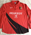 Toulouse Rugby Jersey NIKE Peugeot XXL maillot de rugby Stade toulousain