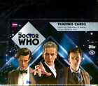 2015 Topps Doctor Who Trading Cards FACTORY SEALED Hobby Box Free S