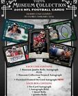 2015 Topps Museum Collection Football Hobby Box - HOT (SKU-U-3-4-A)