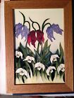 Moorcroft Alpine Meadow Plaque