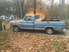 Ford: F-100 f 100 1971 ford f below $900 dollars
