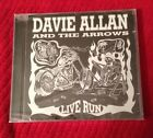Live Run by Davie Allan & the Arrows (CD, Oct-2000, Total Energy)