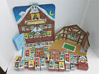 Playmobil Advent Calendar 3996 Christmas Retired Complete Set Collectible