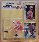 1993 1st YEAR STEVE YZERMAN STARTING LINEUP NHL DETROIT RED WINGS Action Figure