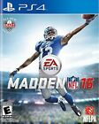 Madden NFL 16 - PlayStation 4 Standard Electronic Arts