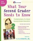What Your Second Grader Needs to Know Revised and Updated  Fundamentals of