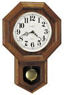 Howard Miller Chiming Quartz Katherine Wall Clock