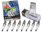 8 pc Denso Platinum TT Spark Plugs for Toyota Sequoia 47L V8 2001 2009 Tune jk
