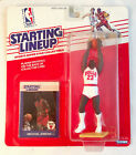 MICHAEL JORDAN ACTION FIGURE - NBA STARTING LINEUP - 1988  - SEALED - MIP/MOC