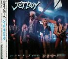 JETBOY Feel The Shake RARE JAPAN CD OBI MVCM-21060 Hanoi Rocks Fallen Angels