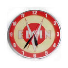 American Retro Double Bubble 145 Elgin Bicycle Wall Clock