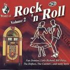 Various : The World Of Rock 'N' Roll Vol. 2 CD 2 discs (2000) Quality guaranteed