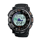 Casio Men's PRW 2500R-1CR Pro Trek Solar Digital Sport Watch