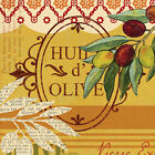 Olive Presse Huile by Jennifer Brinley Graphic Art on Wrapped Canvas