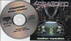 STRAMONIO Mother Invention PROMO CD 2002 Prog Rock 9 Songs Cardboard Sleeve