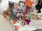 RARE VINTAGE BEANIE BABIES BABY LOT PIECES ERIN THE BEAR TOY
