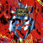 CROWN OF THORNS - 21 THORNS (2 CDS) (JEAN BEAUVOIR) FREE SHIPPING DHL OR FEDEX