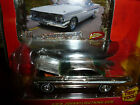 IMPALA SS CHEVY 1961 DIE CAST 1/64 JOHNNY LIGHTNING MUSCLE CARS CHROME F/S GM