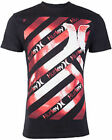 HURLEY Mens T Shirt EGO Premium Fit BLACK Skate Surf Board 30