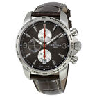 Certina DS Podium Automatic Chronograph Brown Leather Mens Watch C0014271629700