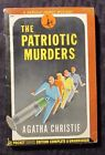 1943 THE PATRIOTIC MURDERS by Agatha Christie 1st Pocket 129 Paperback VG