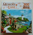 NEW Masterpieces Jigsaw Puzzle 300 EZ Grip Big Pieces LOBSTER BAY Lighthouse