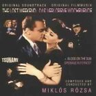 Miklos Rozsa - The Lost Weekend/Blood on the Sun (Ost) - Miklos Rozsa CD GZVG