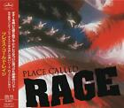 PLACE CALLED RAGE 1995 JAPAN CD PHCR-1362 NEW Savatage Saraya Blue Oyster Cult
