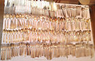 Huge 300+ Pc Lot Vtg Silverplate Flatware Forks Spoons Knives Crafts Jewelry Art