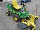 John Deere F710 Zero Turn Mower with 48 inch deck Reconditioned NO Reserve