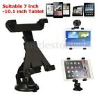 Car Windshield Suction Cup Top Mount Bracket Holder Stand for 7-10.1 inch Tablet