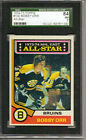 1974-75 Topps Bobby Orr All-Star SGC 84 NM 7