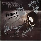 STREAM OF PASSION Embrace, FULLY SIGNED Ayreon Arjen Lucassen Star One AUTOGRAPH