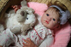 Vika Reborn Toddler Girl by Romie Strydom Long Sold Out