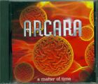 A Matter of Time CD by ARCARA (Lead Vox of PROPHET & SURGIN) - ESCAPE LABEL