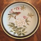 Shafford Chinese Garden Earthenware Gold Trim 7.5