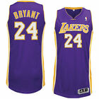 Men's adidas Kobe Bryant Purple Los Angeles Lakers Tall Sizes Authentic Jersey
