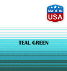 12 RV Awning Replacement Fabric for AE Carefree Faulkner 113 Teal
