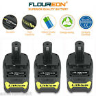 3x 4.0AH 18V Lithium Ion Battery for Ryobi P108 RB18L40 P100 P700 P107 One+ Plus