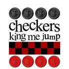 SCRAPPIN SPORTS RUB ONS CHECKERS 835038075306