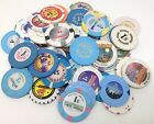 Choose One Authentic 1 Nevada Collector Casino Chips FREE SHIPPING