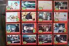 Star Wars 1977 RED COMPLETE Set 66 Trading Cards Lot Series 2 Force Topps E psa