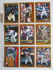2002 TOPPS BASEBALL COMPLETE SET 718 CARDS BOOK $60