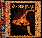 VANDEN PLAS Colour Temple +2 FIRST JAPAN CD OBI APCY-8258 Missa Mercuria